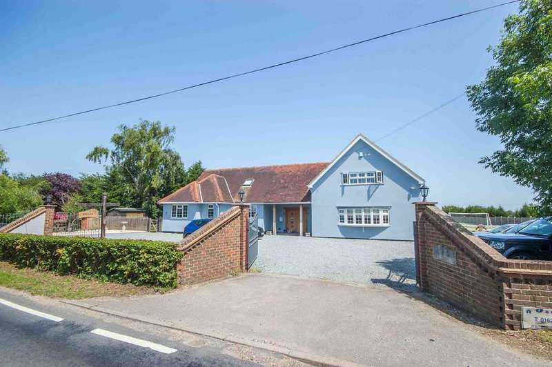 6 Bedrooms Detached House for sale in Fambridge Road, Nr Purleigh, Maldon, CM9