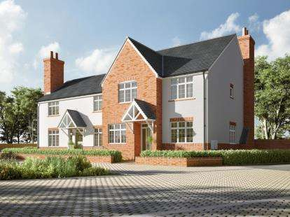 1 Bedroom Semi Detached House for sale in Broadmeadow Park, Abby Road, Sandbach