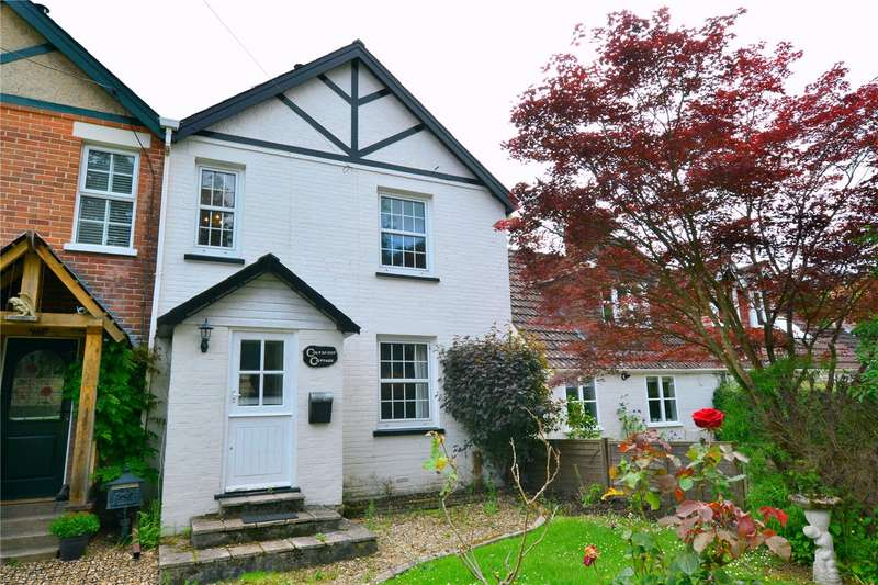 2 Bedrooms Terraced House for sale in Lester Square, Burley, Ringwood, Hampshire, BH24
