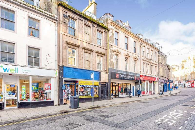 2 Bedrooms Flat for sale in High Street, Arbroath, DD11