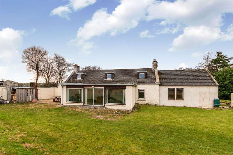 4 Bedrooms Detached House for sale in The Wards, Garmouth, Fochabers, Moray, IV32
