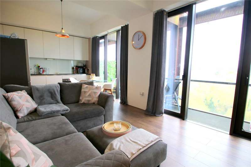 2 Bedrooms Flat for sale in Lakeshore, Lakeshore Drive, BRISTOL BS13