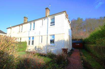 2 Bedrooms Flat for sale in Finlaystone Road, Kilmacolm