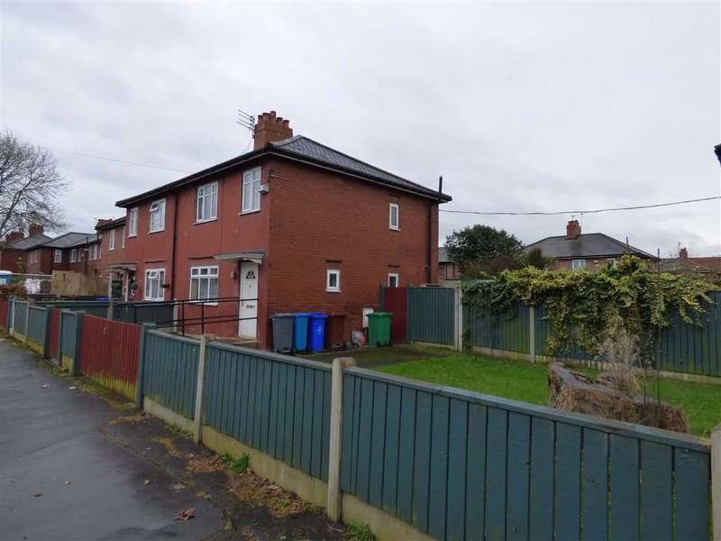 3 Bedrooms End Of Terrace House for sale in Parkside Road, Rusholme, Manchester, M14