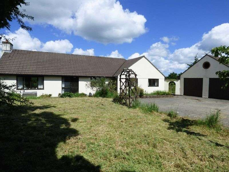 4 Bedrooms Property for sale in Beaworthy, Devon