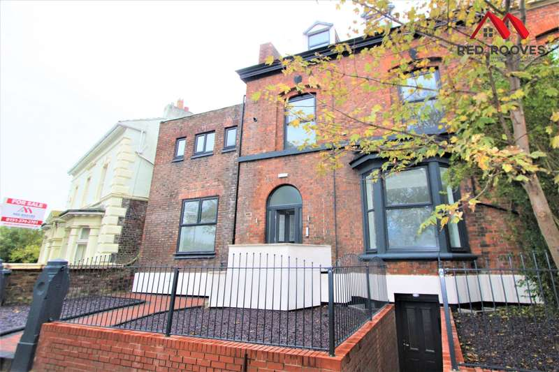 2 Bedrooms Apartment Flat for sale in Walmer Road, Waterloo, L22