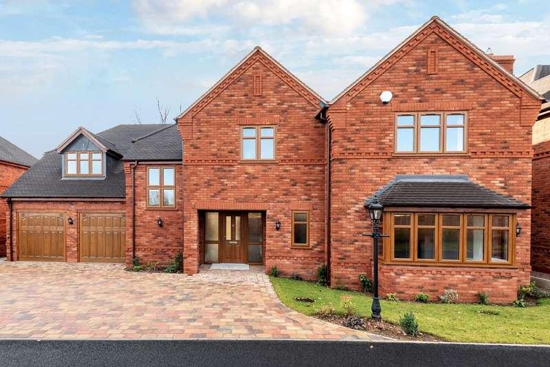 5 Bedrooms Detached House for sale in Chaseley Drive, Branton Hill Lane, Aldridge