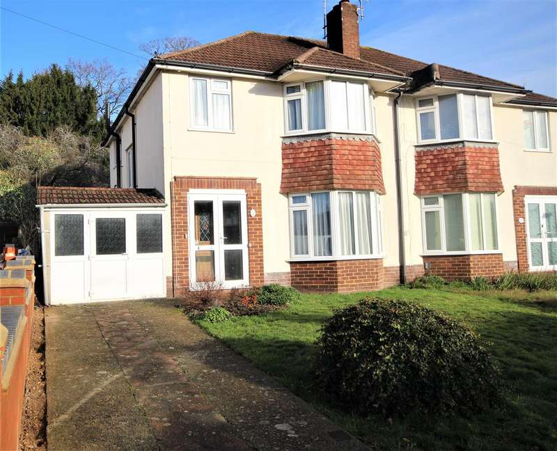 3 Bedrooms Semi Detached House for sale in Silverdale Road, Earley, Reading