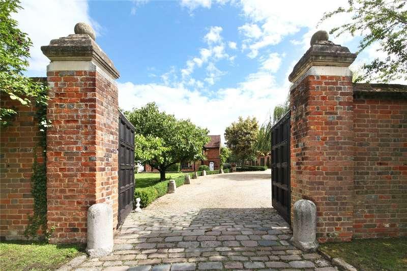 4 Bedrooms Detached House for sale in Winkfield Street, Winkfield, Windsor, Berkshire, SL4