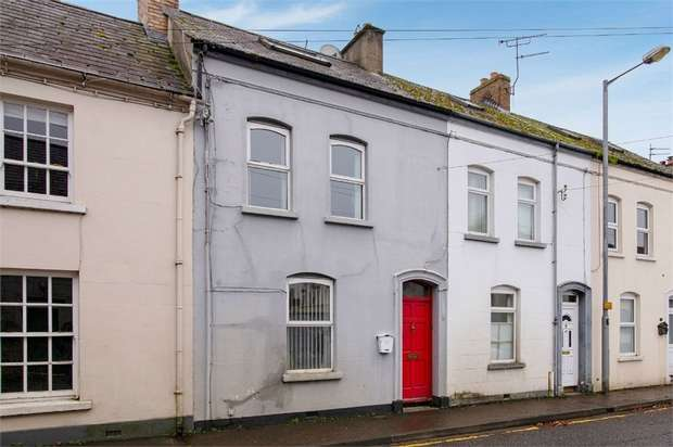4 Bedrooms Terraced House for sale in Charlotte Street, Ballymoney, County Antrim