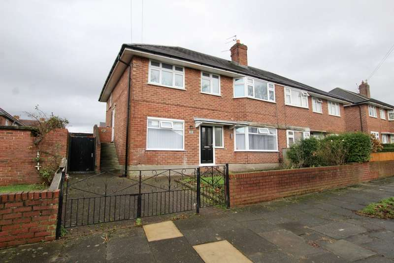 2 Bedrooms Ground Flat for sale in Greenhey Drive, Netherton, Bootle, L30