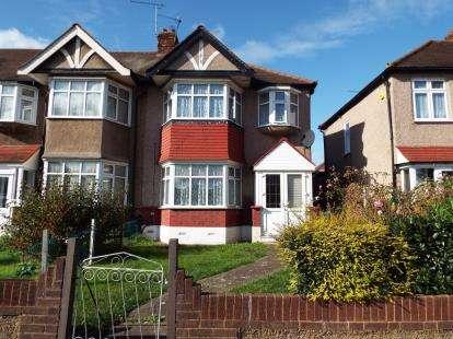 3 Bedrooms Semi Detached House for sale in Bullsmoor Gardens, Enfield