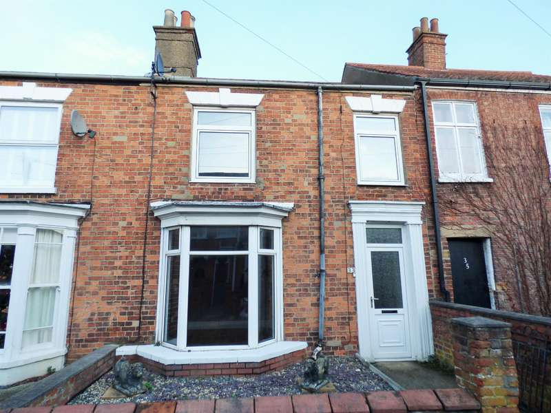 3 Bedrooms Terraced House for sale in Trinity Lane, Louth, LN11 8DL