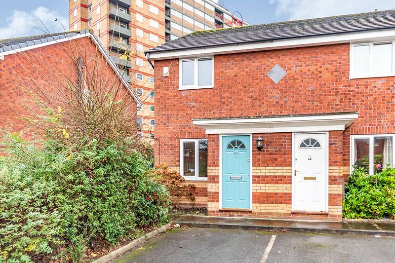 2 Bedrooms End Of Terrace House for sale in Angora Drive, Salford, Greater Manchester, M3