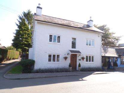 4 Bedrooms Semi Detached House for sale in Mill Road, Ullesthorpe, Lutterworth, Leicestershire