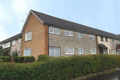 2 Bedrooms Flat for sale in Brown Walk, Irvine, North Ayrshire
