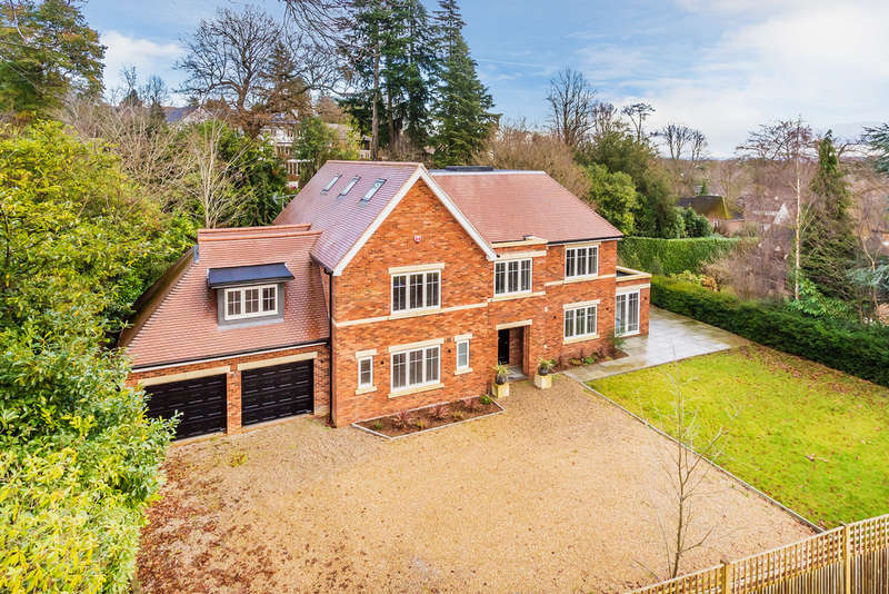 6 Bedrooms Detached House for sale in Icehouse Wood, Oxted, RH8