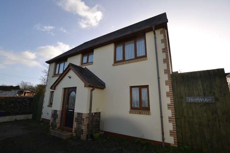 5 Bedrooms Detached House for sale in Town Park, Torrington, EX38