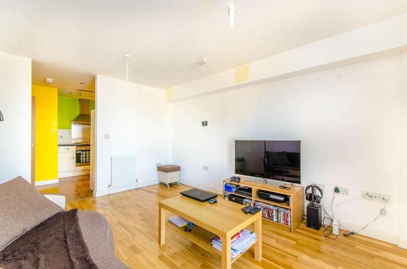 1 Bedroom Flat for sale in Kings House, Barking, IG11