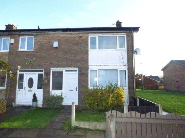 2 Bedrooms End Of Terrace House for sale in Rufford Street, Ashton-in-Makerfield, Wigan