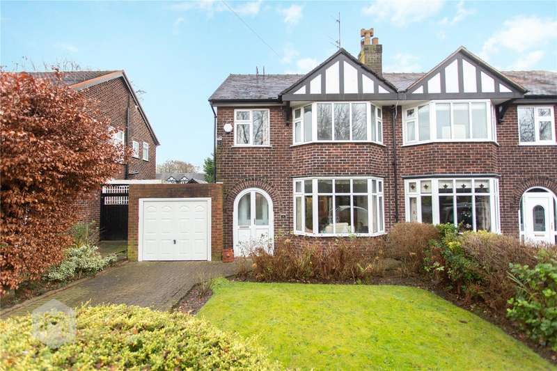 3 Bedrooms Semi Detached House for sale in Granary Lane, Worsley, Manchester, Greater Manchester, M28
