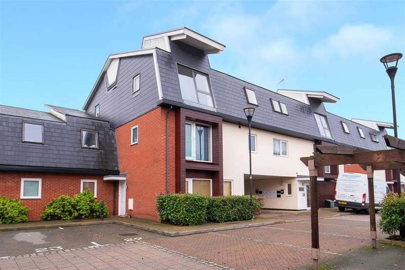 2 Bedrooms Apartment Flat for sale in Addenbrookes Road, Newport Pagnell
