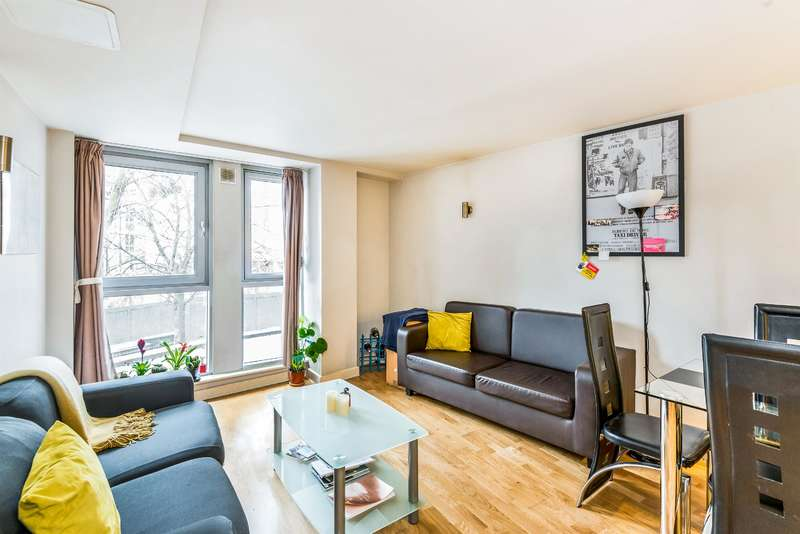 2 Bedrooms Apartment Flat for sale in Enfield Road, London, N1