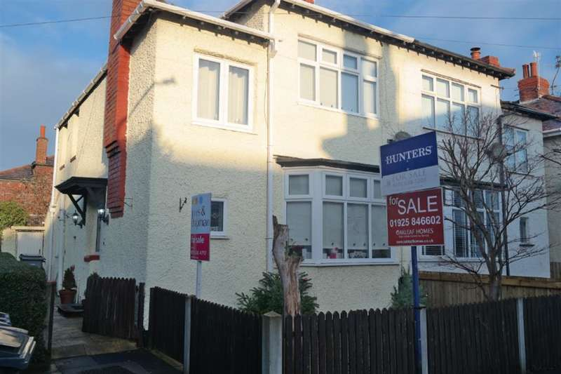 3 Bedrooms Semi Detached House for sale in Tiverton Avenue, Wallasey, CH44 5UX
