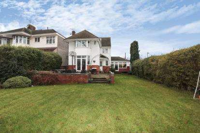 4 Bedrooms Detached House for sale in Dunchurch Road, Rugby, Warwickshire, United Kingdom