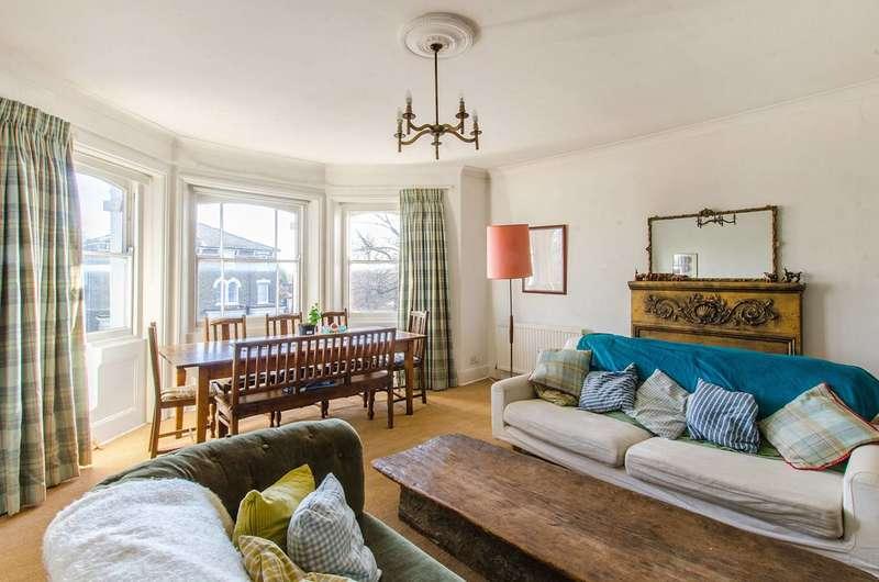 3 Bedrooms Flat for sale in Manor Park, SE13, Lewisham, SE13