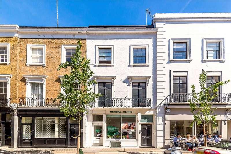 2 Bedrooms Flat for sale in Churton Street, Pimlico, London, SW1V