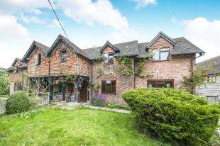 3 Bedrooms Semi Detached House for sale in Vigoes Cottages, Sheffield Green, Sheffield Park, Uckfield