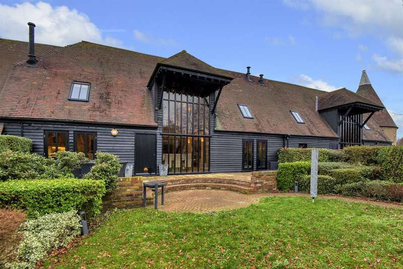 3 Bedrooms Barn Conversion Character Property for sale in Chantry Park, Sarre, Birchington