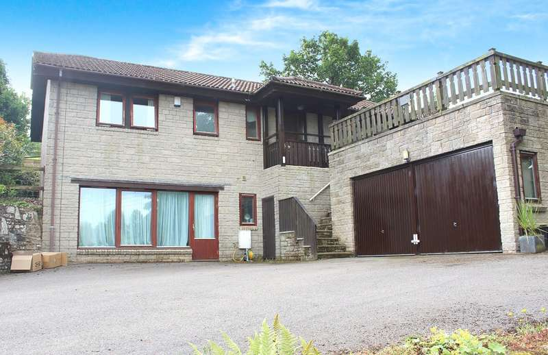 4 Bedrooms Detached House for sale in Mendip Road, Stoke St. Michael