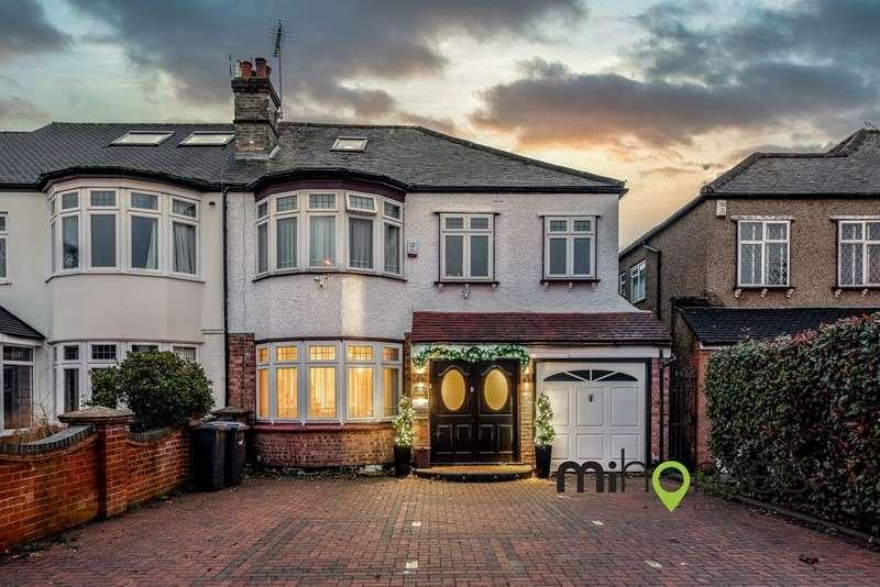 6 Bedrooms Property for sale in Hadley Road, Enfield, Greater London, EN2 8JS