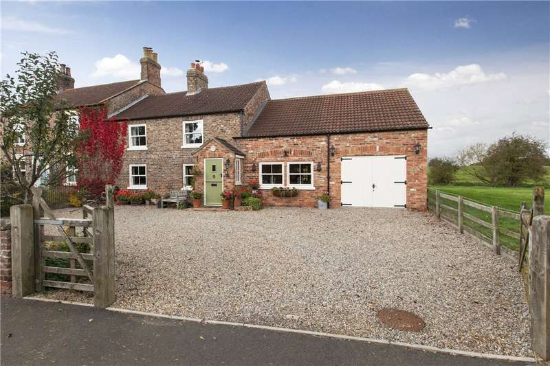 4 Bedrooms Unique Property for sale in Maythorn Cottage, Sinderby, Thirsk, North Yorkshire