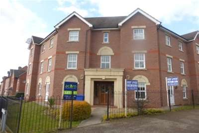 2 Bedrooms Flat for rent in Wake Way, Grange Park, Northampton, NN4