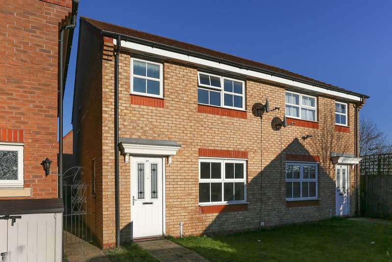 3 Bedrooms Semi Detached House for sale in Wednesbury, West Midlands WS10