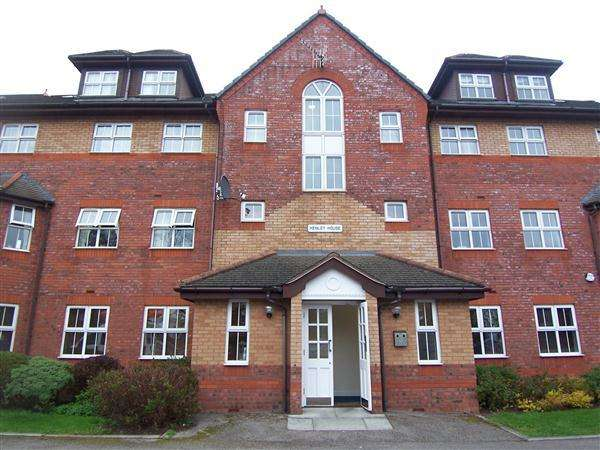2 Bedrooms Apartment Flat for rent in Henley House, The Spinnakers, Aigburth, Liverpool