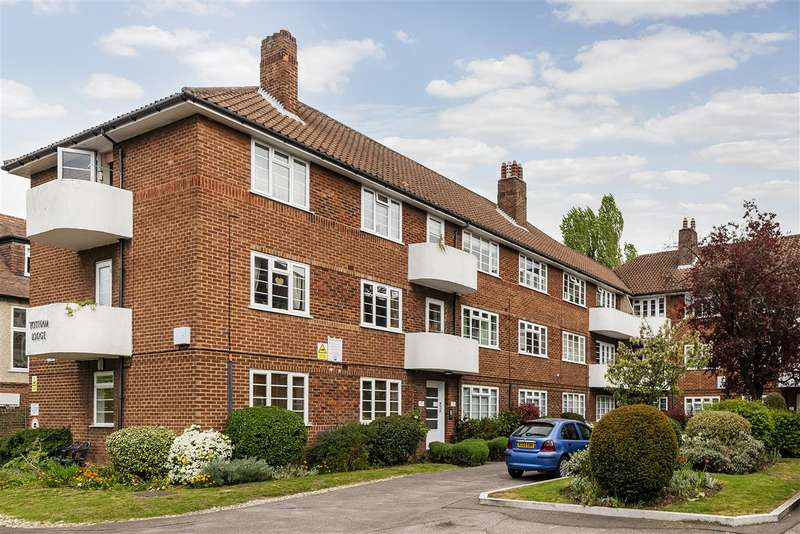 2 Bedrooms Apartment Flat for sale in Totham Lodge, Richmond Road, Raynes Park