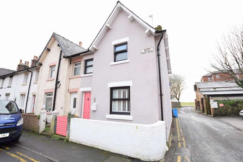 2 Bedrooms Cottage House for sale in South Clifton Street, Lytham St. Annes