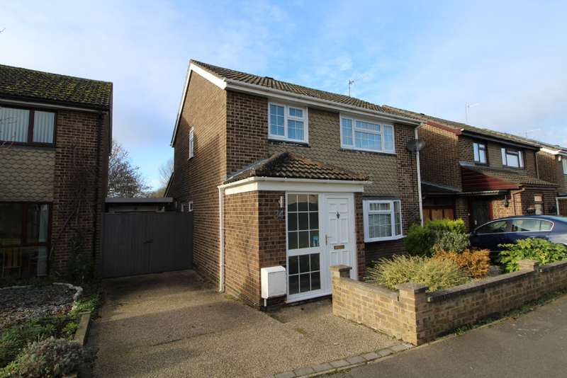 4 Bedrooms Detached House for sale in Welland Drive, Newport Pagnell, Buckinghamshire