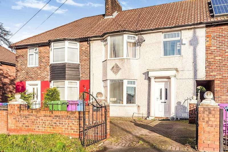 3 Bedrooms House for sale in Pilch Lane, Liverpool, Merseyside, L14