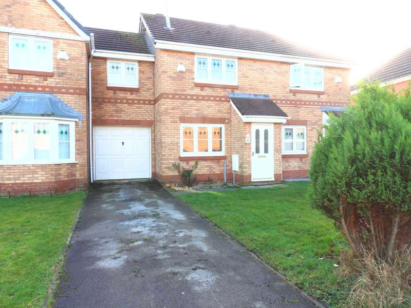 3 Bedrooms Town House for sale in Bede Close, Shevington Park