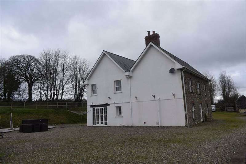 5 Bedrooms Property for sale in Talog, Carmarthen