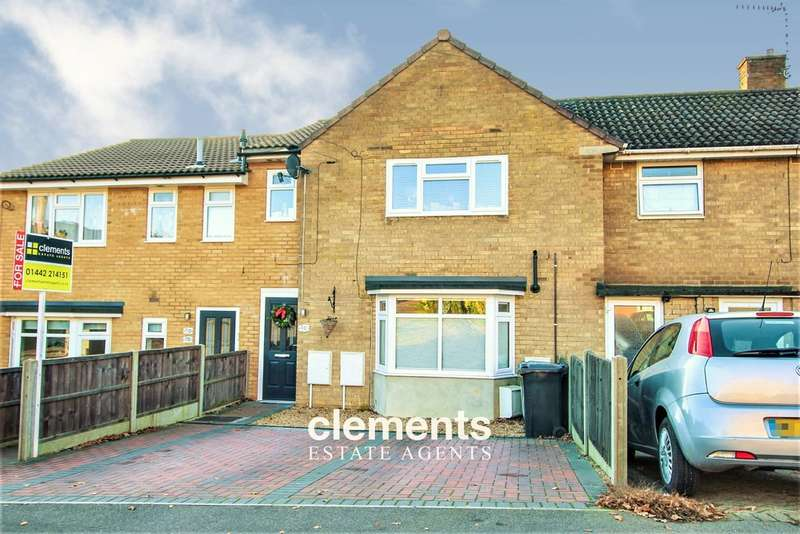 2 Bedrooms Ground Maisonette Flat for sale in Adeyfield, Hemel Hempstead