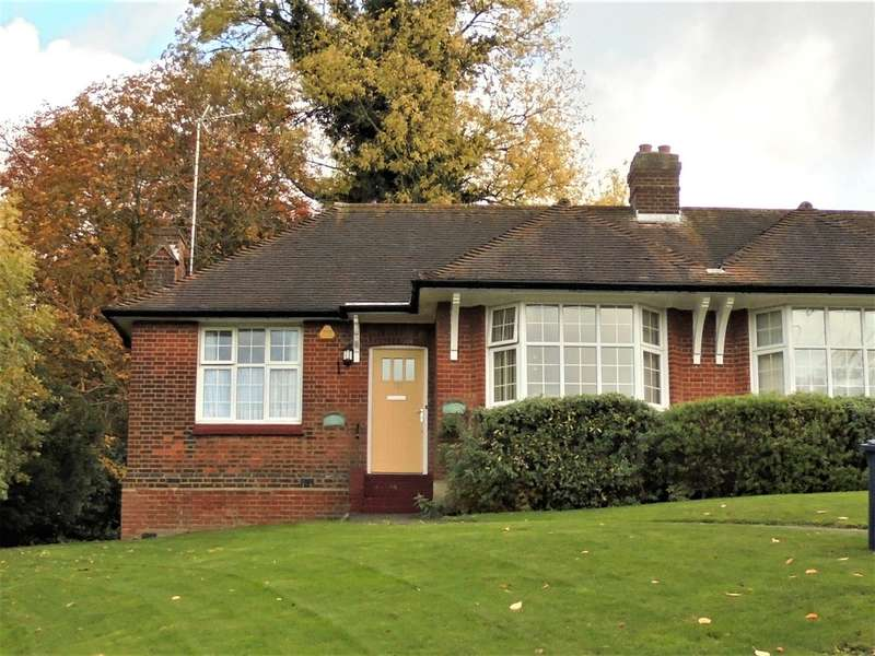 2 Bedrooms Semi Detached Bungalow for sale in Chalet Estate, Hammers Lane