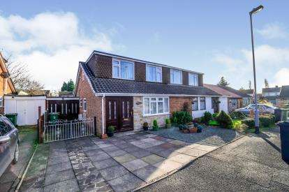 3 Bedrooms Bungalow for sale in Lonsdale Close, Willenhall, West Midlands