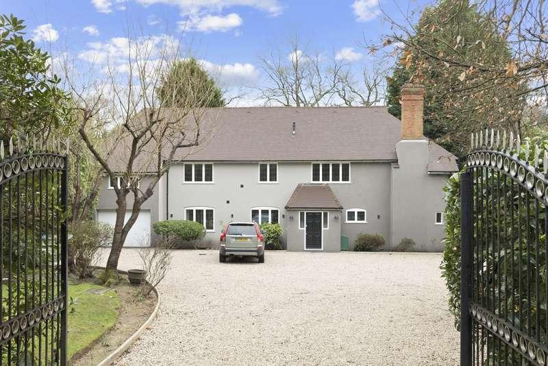 6 Bedrooms Detached House for sale in Seven Hills Road, Cobham, KT11