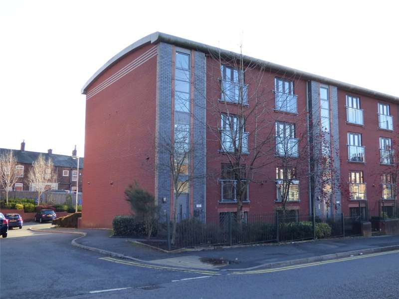 2 Bedrooms Apartment Flat for sale in Millside, Mossley Road, Ashton-under-Lyne, Greater Manchester, OL6